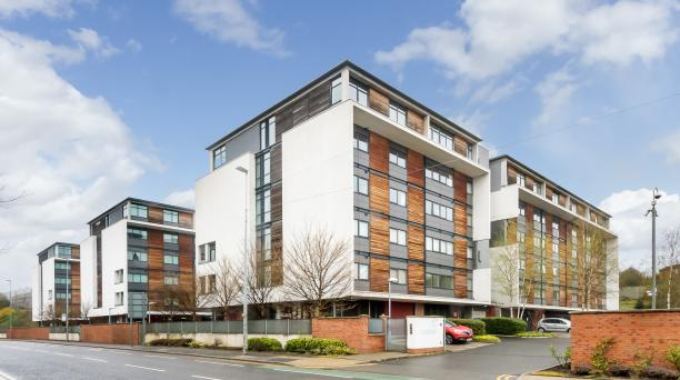 buy to let block of flats in salford