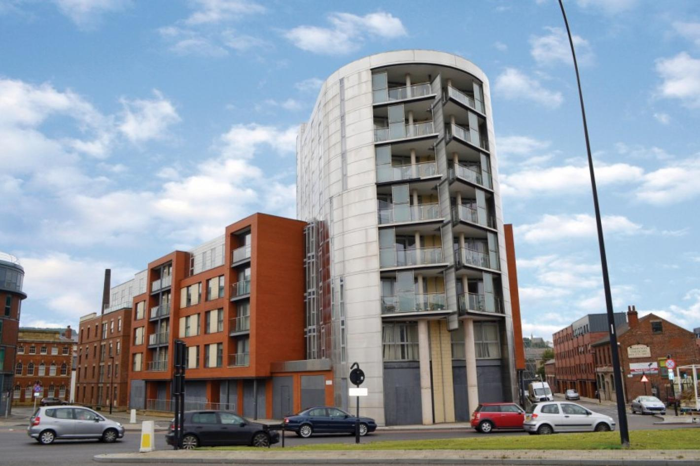 outside buy to let property investment in sheffield