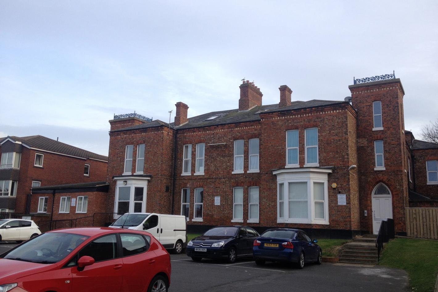 buy to let in redcar, house style block of flats