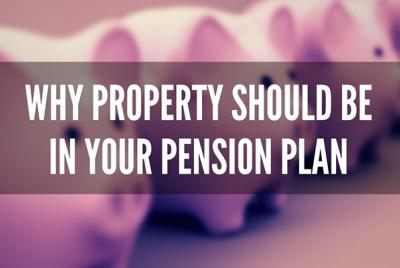 Cover Image - Why property should be in your pension plan