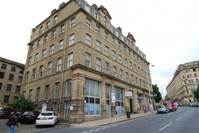 property investment in bradford, 6 stories high Victorian style building
